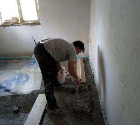 Строително ремонтна дейност