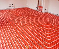 Инсталиране на подово отопление